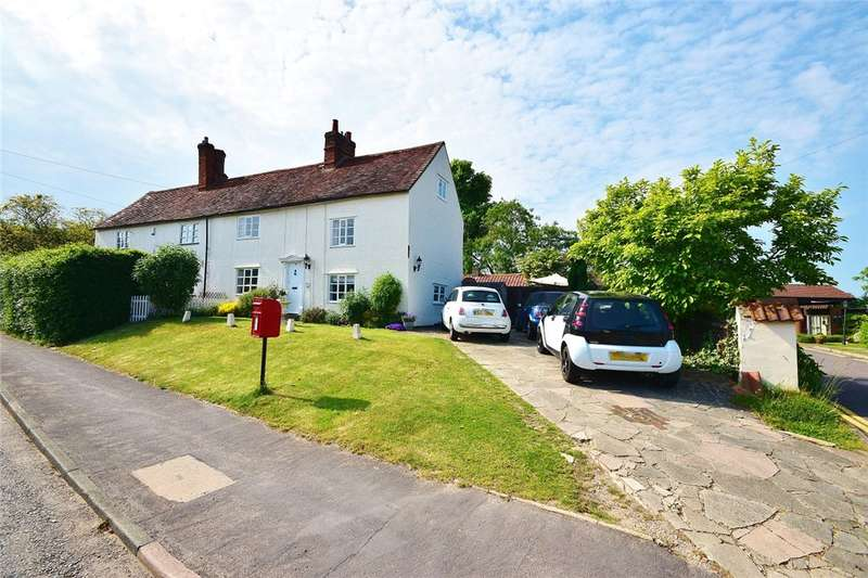 3 Bedrooms Semi Detached House for sale in Sawbridgeworth