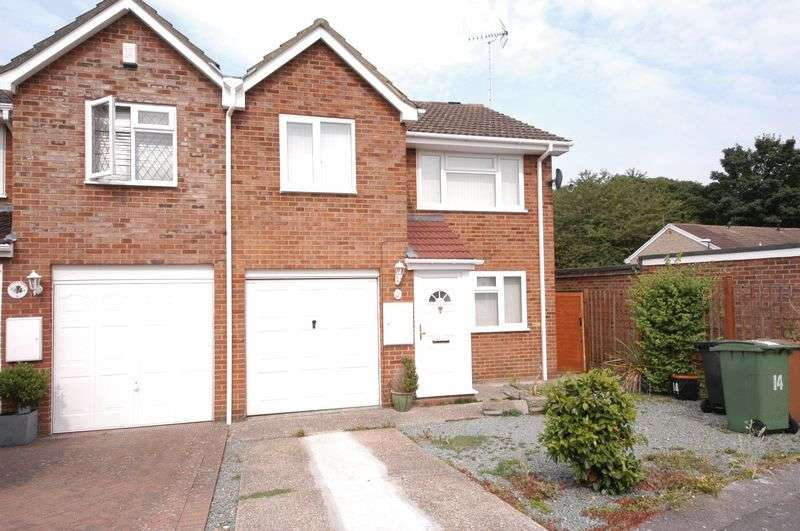 3 Bedrooms Terraced House for sale in Newenden Close, Maidstone
