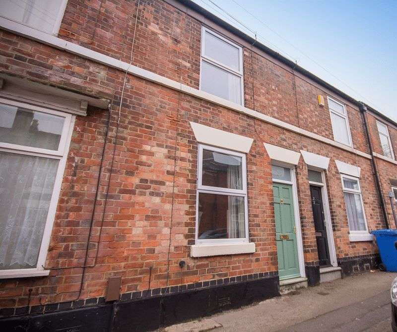 2 Bedrooms Terraced House for sale in SOUTH STREET, DERBY