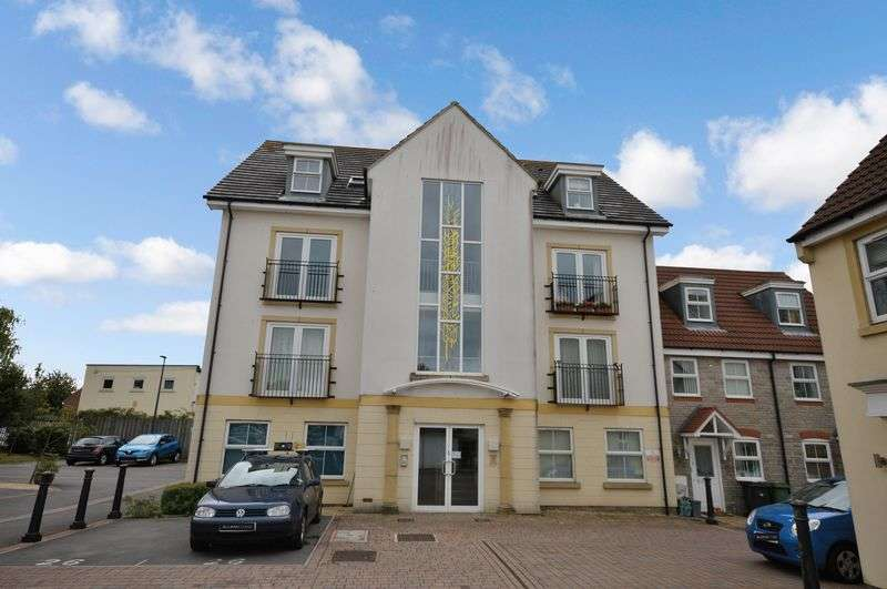 2 Bedrooms Flat for sale in Barter Close, Bristol