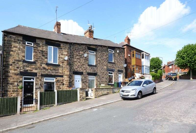 2 Bedrooms Terraced House for sale in Honeywell Street, Barnsley