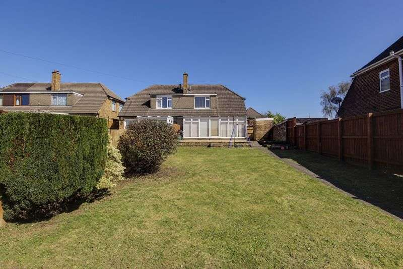 4 Bedrooms Semi Detached House for sale in Trostrey Close, New Inn