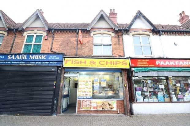 Commercial Property for sale in Rookery Road, Handsworth, B21