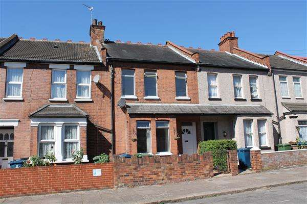 3 Bedrooms Terraced House for sale in Lorne Road, Harrow