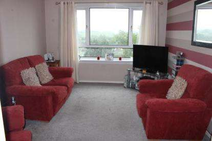 2 Bedrooms Flat for sale in Ashiestiel Place, Cumbernauld