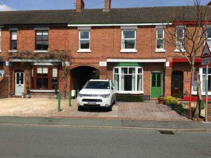 4 Bedrooms Terraced House for sale in Coppice Road, Willaston, Nantwich, Cheshire