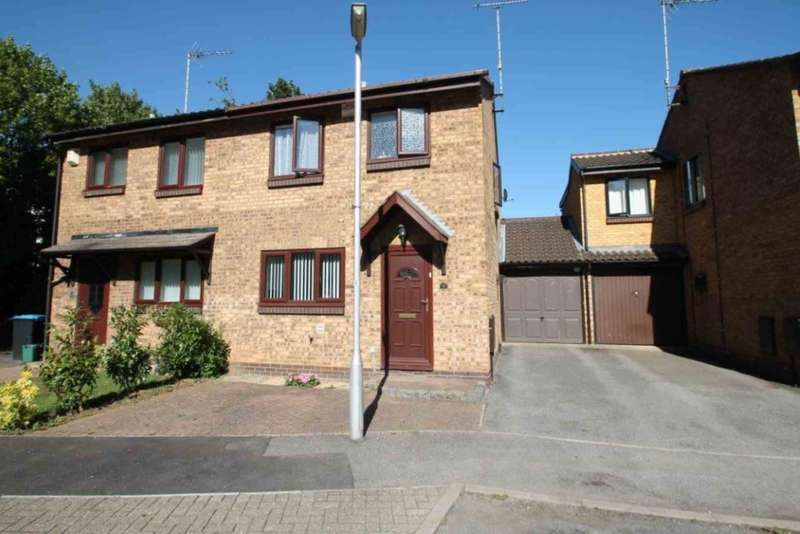 3 Bedrooms Semi Detached House for sale in Birch Leys, Hemel Hempstead