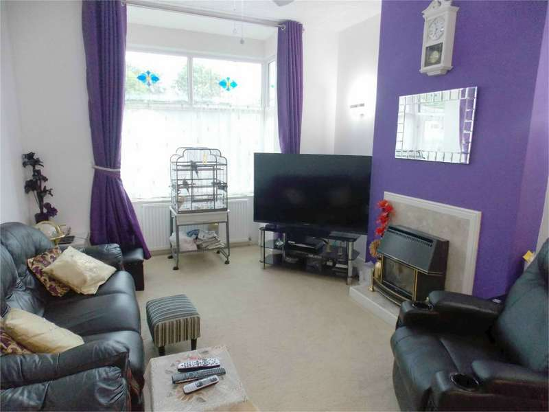 3 Bedrooms End Of Terrace House for sale in Trafford Street, Farnworth, Bolton, Lancashire