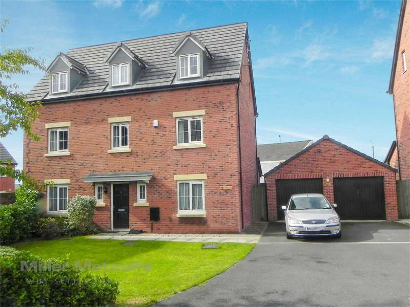 5 Bedrooms Detached House for sale in North Croft, Atherton, Manchester, Lancashire