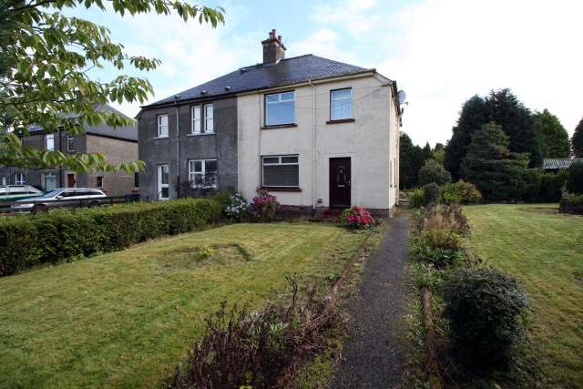 3 Bedrooms Semi-detached Villa House for sale in Alexander Drive, Kinross, Perthshire, KY13 8TY