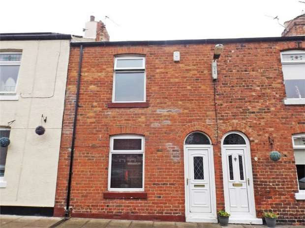 2 Bedrooms Terraced House for sale in Dixon Street, Bishop Auckland, Durham