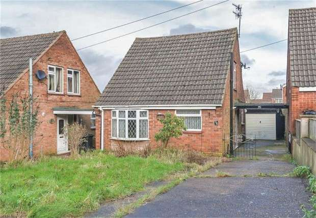3 Bedrooms Detached Bungalow for sale in Kirby Road, Newthorpe, Nottingham