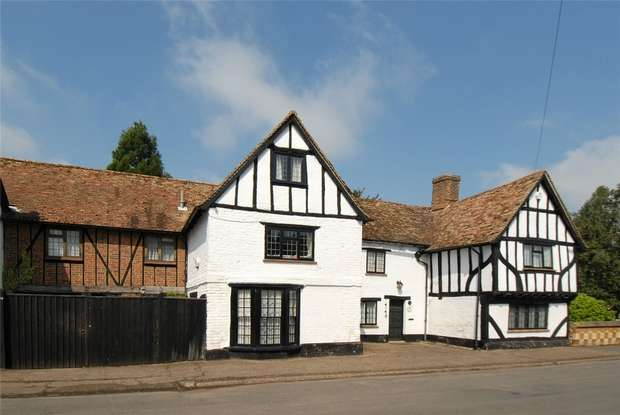 5 Bedrooms Cottage House for sale in Church Street, Tempsford, Bedfordshire
