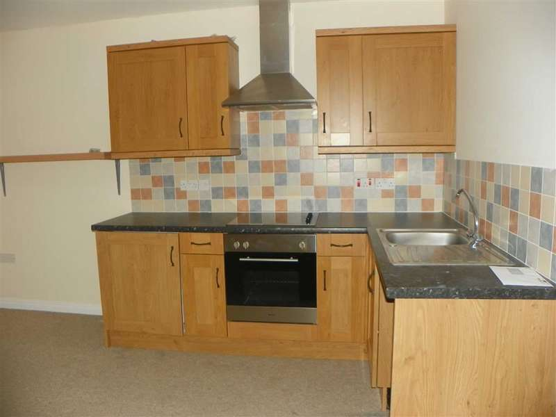 1 Bedroom Flat for sale in Co-Op Lane, Pembroke Dock