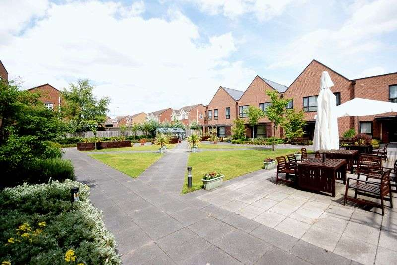 2 Bedrooms Retirement Property for sale in Sturgess Street, Newton-Le-Willows