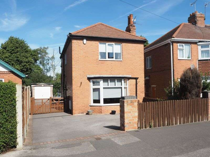 3 Bedrooms Detached House for sale in Russell Avenue, Balderton