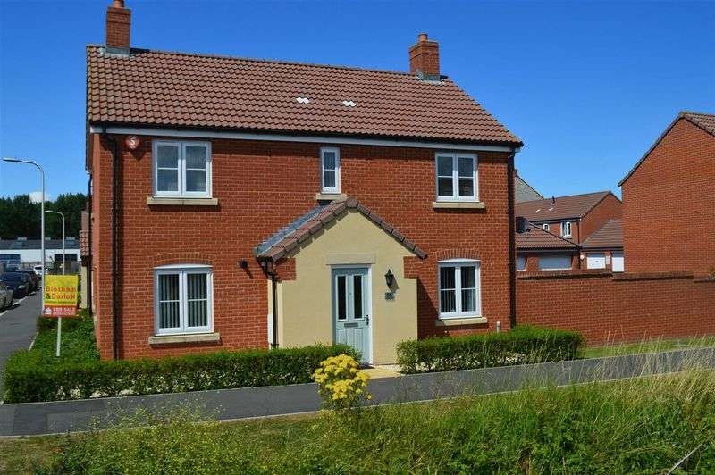 4 Bedrooms Detached House for sale in De Salis Park, West Wick