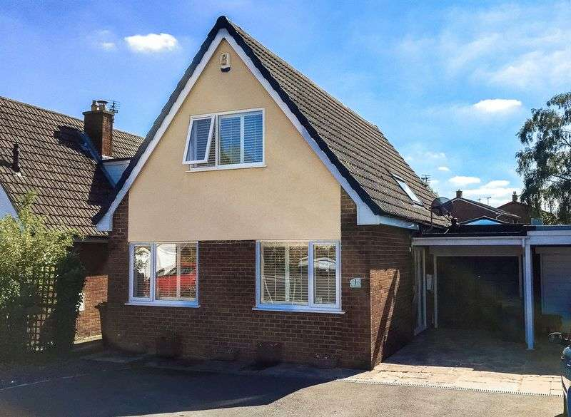 3 Bedrooms Detached House for sale in Doe Meadow, Newburgh