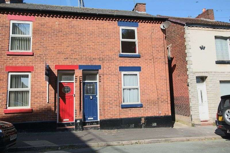 3 Bedrooms Terraced House for sale in Ashridge Street, Runcorn, Cheshire WA7 1HX