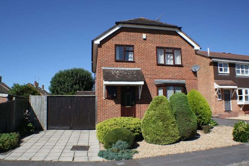 3 Bedrooms Detached House for sale in Ashtrees Road, Reading