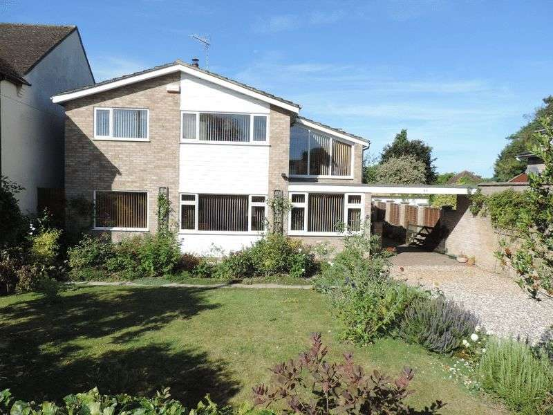4 Bedrooms Detached House for sale in Orchard Lane, Harrold