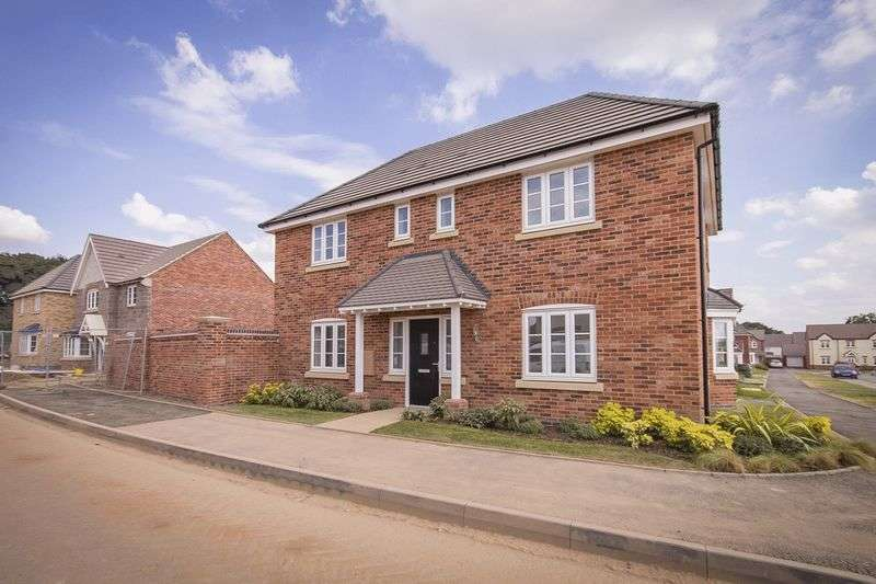 4 Bedrooms Detached House for sale in PLOT 422 THE WESSINGTON, LANGLEY COUNTRY PARK