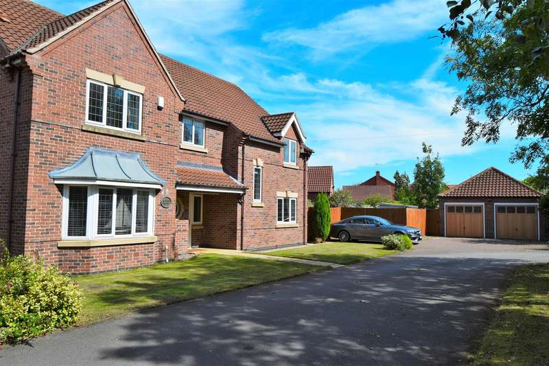 5 Bedrooms Detached House for sale in Newbury House, Barnby Road, Newark