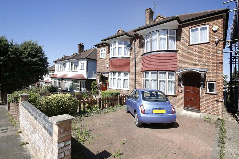 3 Bedrooms Semi Detached House for sale in Norwood Park Road, London