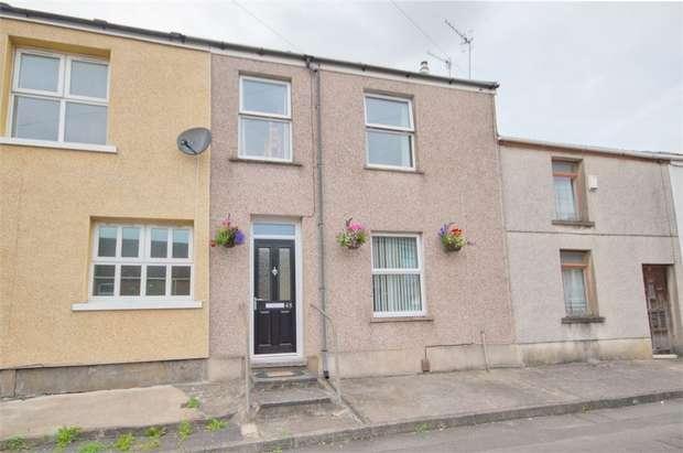 3 Bedrooms Terraced House for sale in Glantawe Street, Morriston, Swansea, West Glamorgan