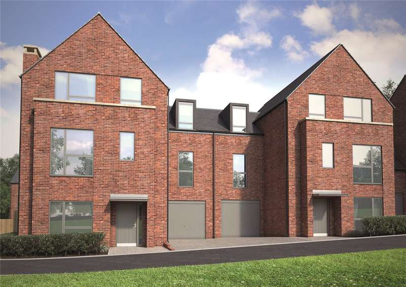 5 Bedrooms Semi Detached House for sale in The Sinclair, Henry Darlot Drive, Mill Hill, London, NW7
