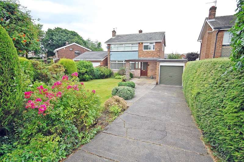 3 Bedrooms Detached House for sale in Lumley Road, Newton Hall, Durham