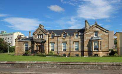 2 Bedrooms Flat for sale in Elderslie Gardens, Largs