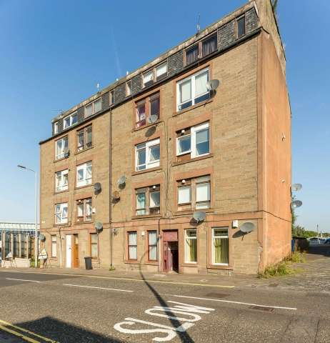 1 Bedroom Flat for sale in 1C Loons Road, Dundee, Angus, DD3 6AN