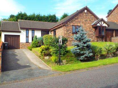 4 Bedrooms Bungalow for sale in Hillfield, Norton, Runcorn, Cheshire, WA7