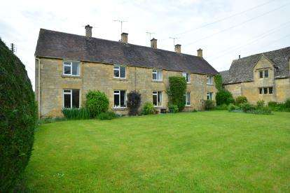 2 Bedrooms End Of Terrace House for sale in The Row, Weston-Subedge, Chipping Campden, Gloucestershire