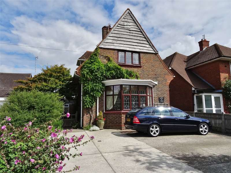 2 Bedrooms Detached House for sale in Poulters Lane, Broadwater, Worthing, BN14