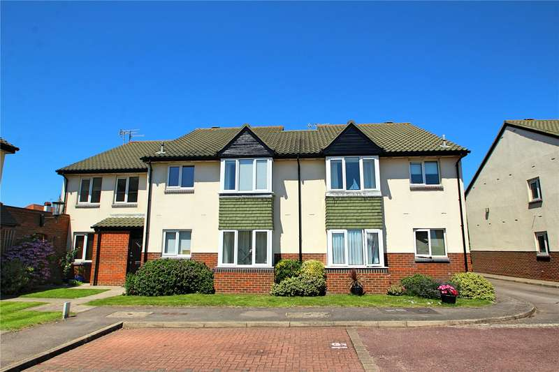 2 Bedrooms Apartment Flat for sale in Brighton Road, Worthing, West Sussex, BN11