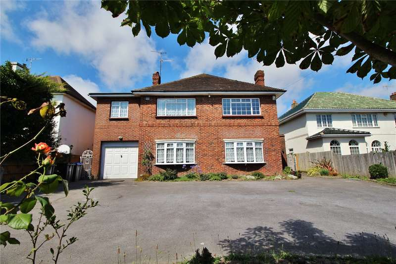 4 Bedrooms Detached House for sale in Upper Brighton Road, Charmandean, Worthing, BN14