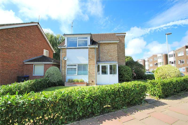 2 Bedrooms Detached House for sale in Princess Avenue, Worthing, West Sussex, BN13