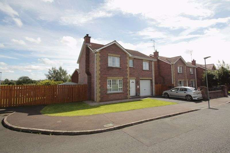 4 Bedrooms Detached House for sale in 18 Ashgrove Manor, Portadown
