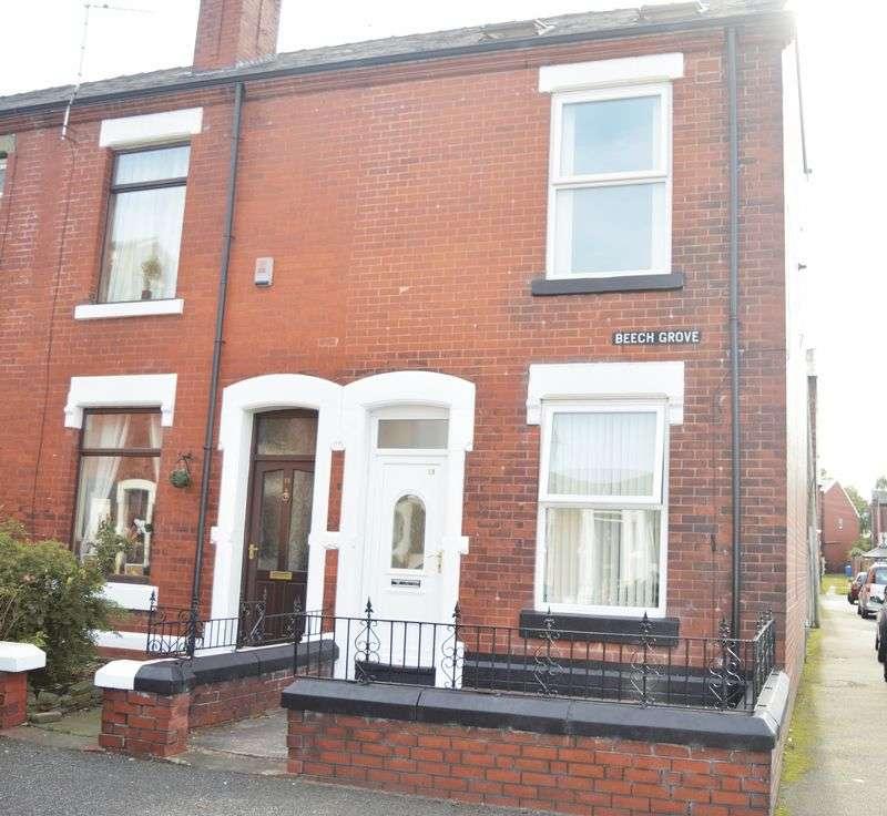 3 Bedrooms Terraced House for sale in Beech Grove, Ashton-Under-Lyne