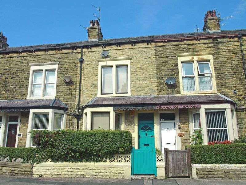 4 Bedrooms Terraced House for sale in Chatsworth Road, Morecambe