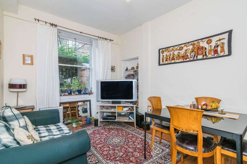 1 Bedroom Flat for sale in 23/4 Wardlaw Place, Gorgie, Edinburgh, EH11 1UG