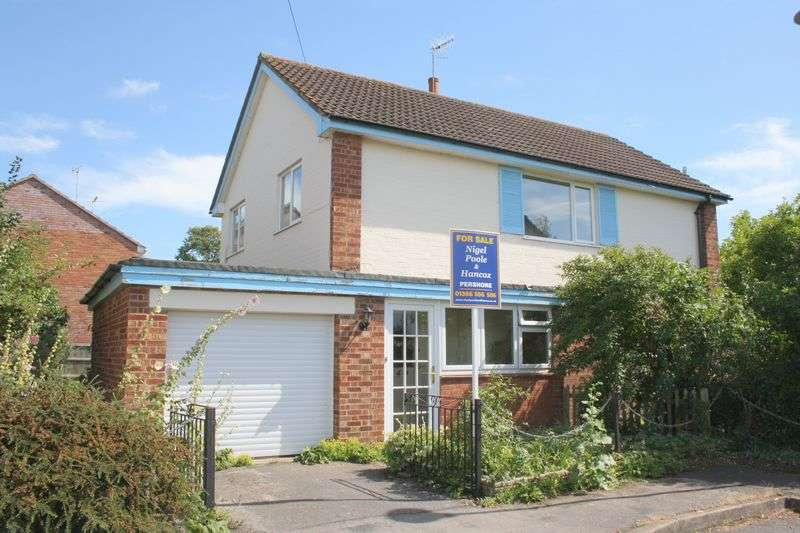 3 Bedrooms Detached House for sale in Sandys Close, Fladbury