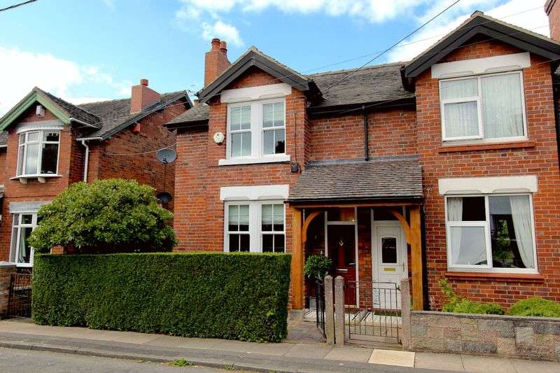 3 Bedrooms Semi Detached House for sale in Earls Road, Trentham