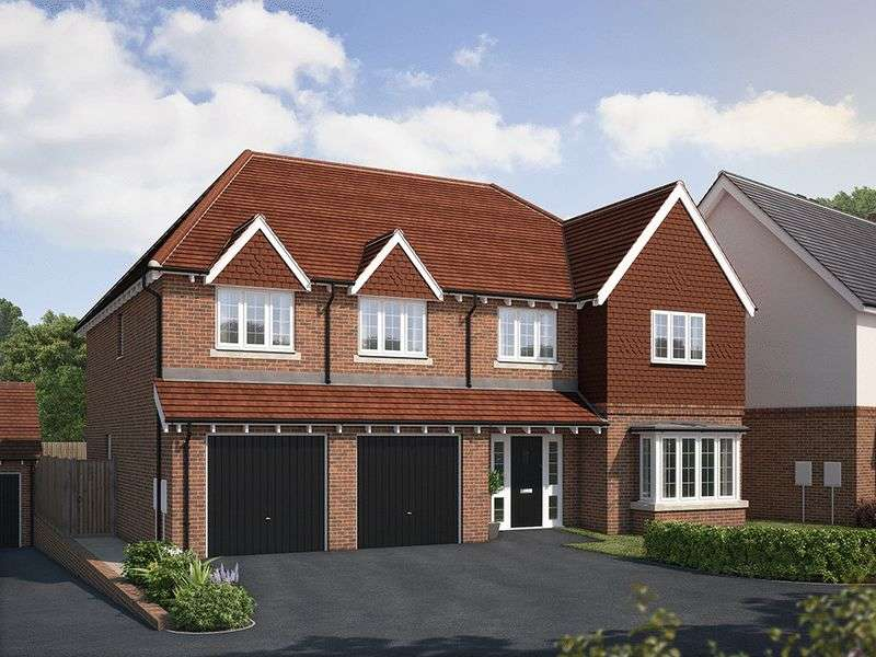 6 Bedrooms Detached House for sale in The Radlett, Wychbury Fields, Hagley
