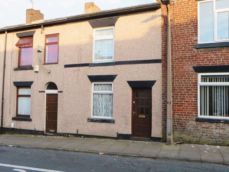 2 Bedrooms Terraced House for sale in Rupert Street, Radcliffe, M26 1BE