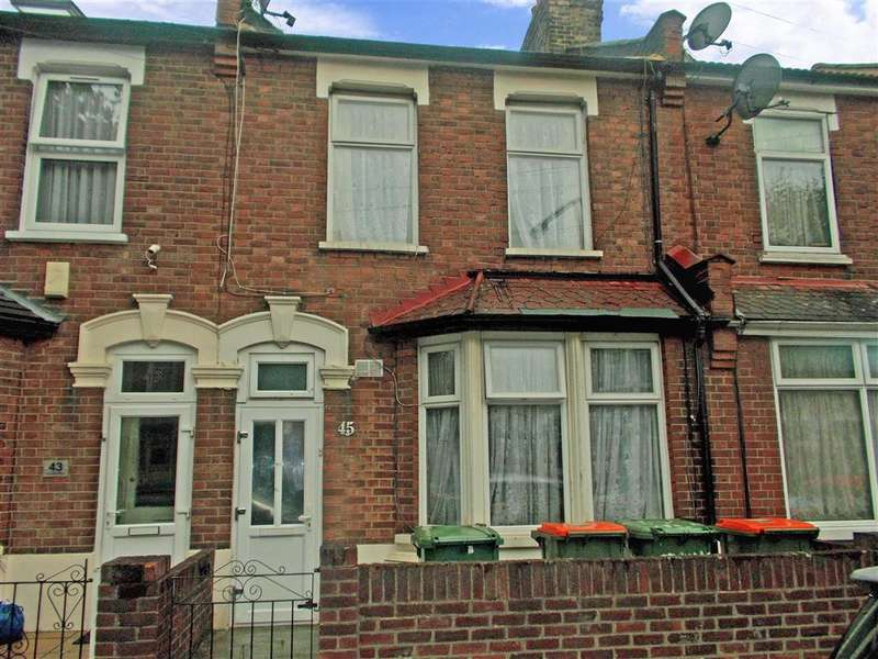 1 Bedroom Flat for sale in Springfield Road, , East Ham, London