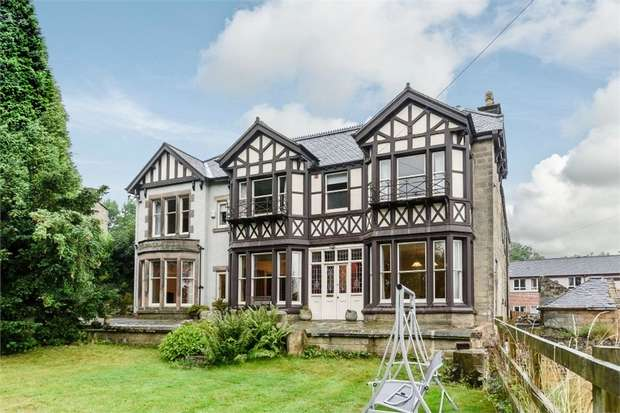 7 Bedrooms Detached House for sale in Eversleigh Rise, Darley Bridge, Matlock, Derbyshire
