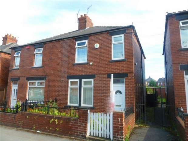 3 Bedrooms Semi Detached House for sale in Shaw Lane, Barnsley, South Yorkshire